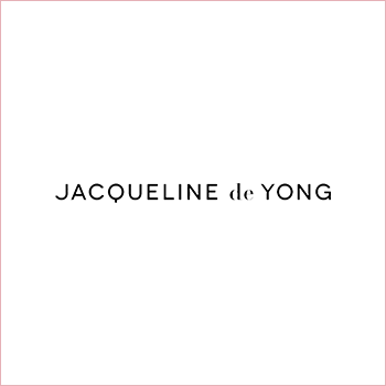 Logo for Jacqueline de Yong