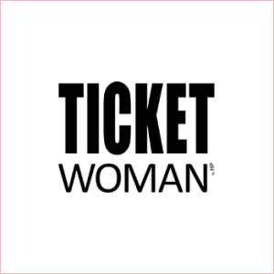 Logo for Ticket Woman
